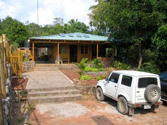 Lodge ecológico, El Salvador